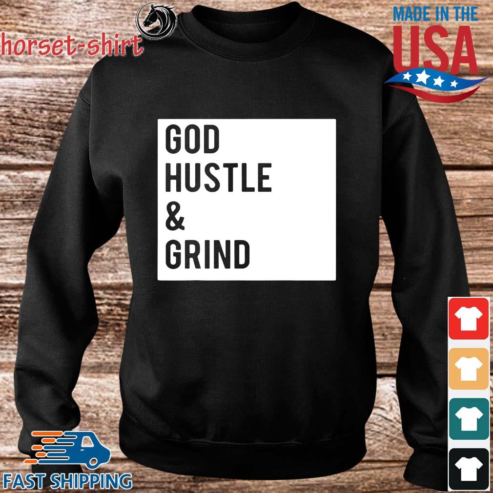God hustle and grind s Sweater den