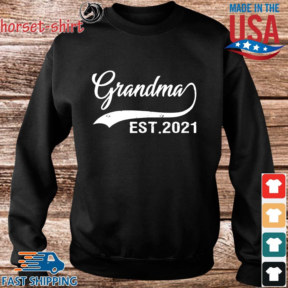 Grandma est 2021 shirt(1) Sweater den