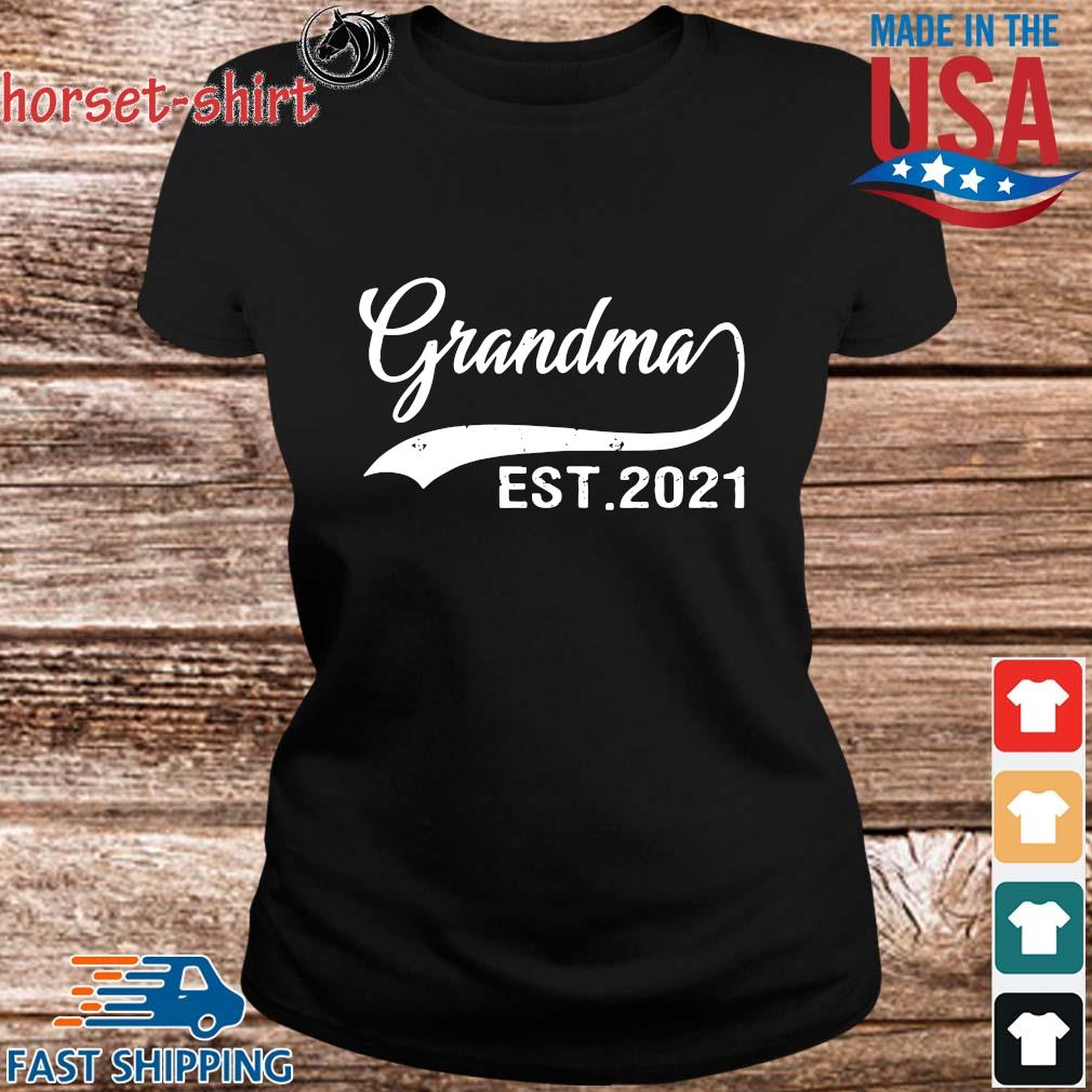 Grandma est 2021 shirt(1) ladies den