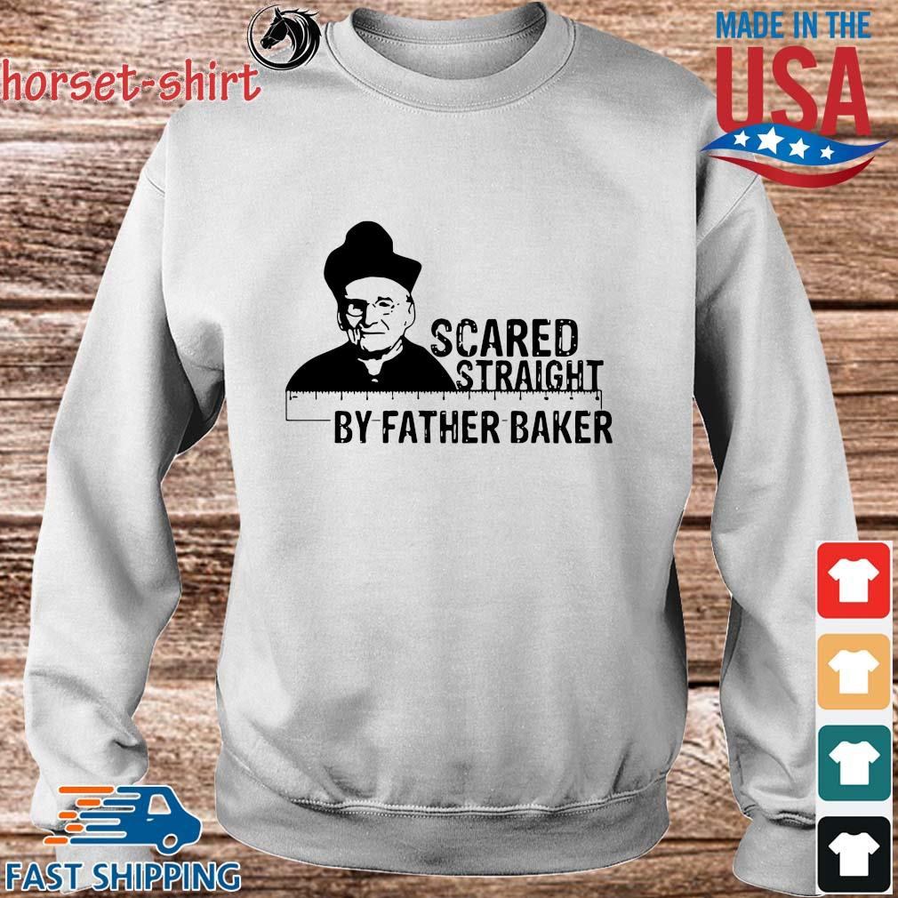 Hot Nelson Baker scared straight by father baker s Sweater trang