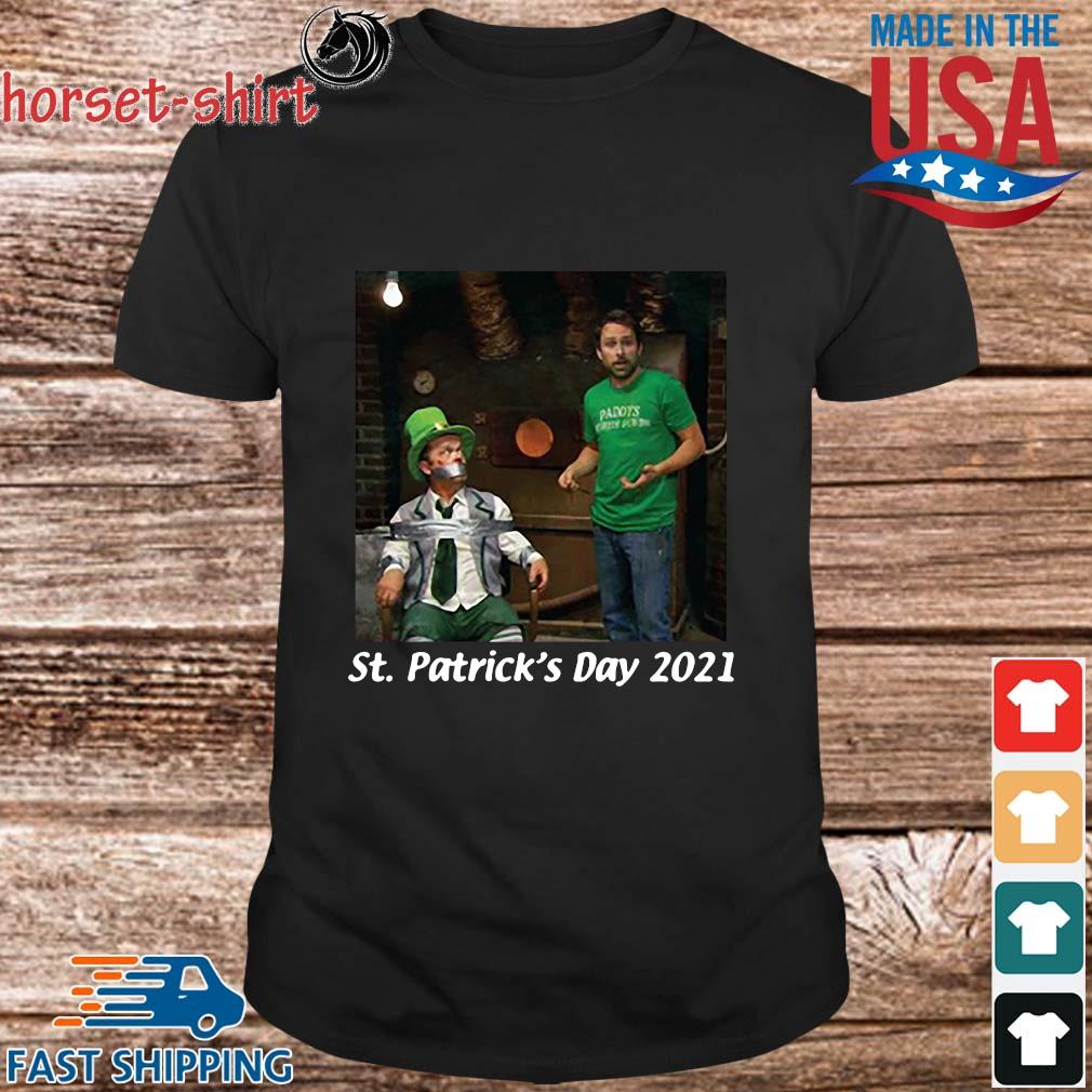 Kendrick Lamar's St Patrick's Day 2021 Shirt