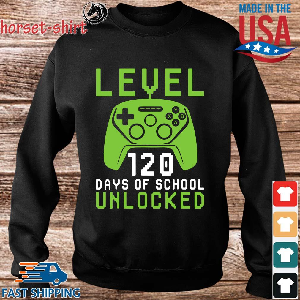 Level 120 days of school unlocked s Sweater den