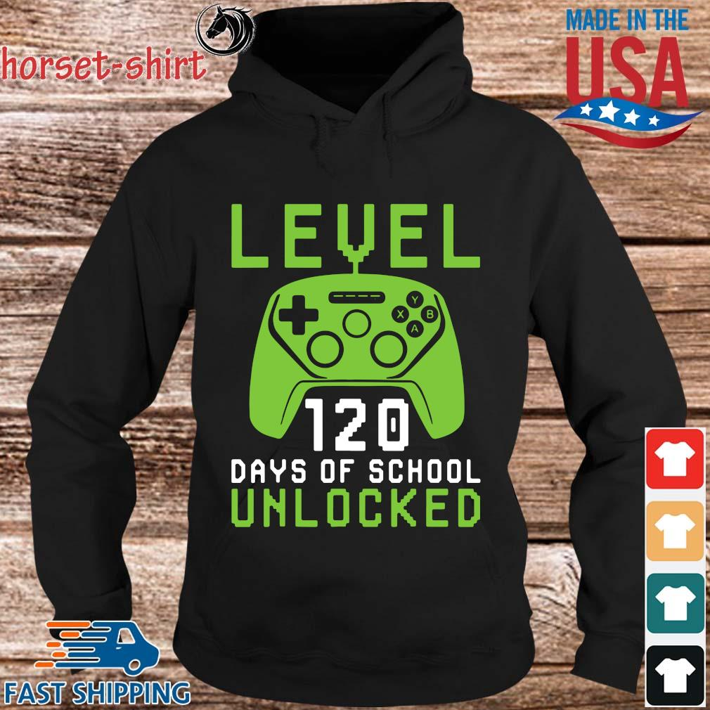 Level 120 days of school unlocked s hoodie den