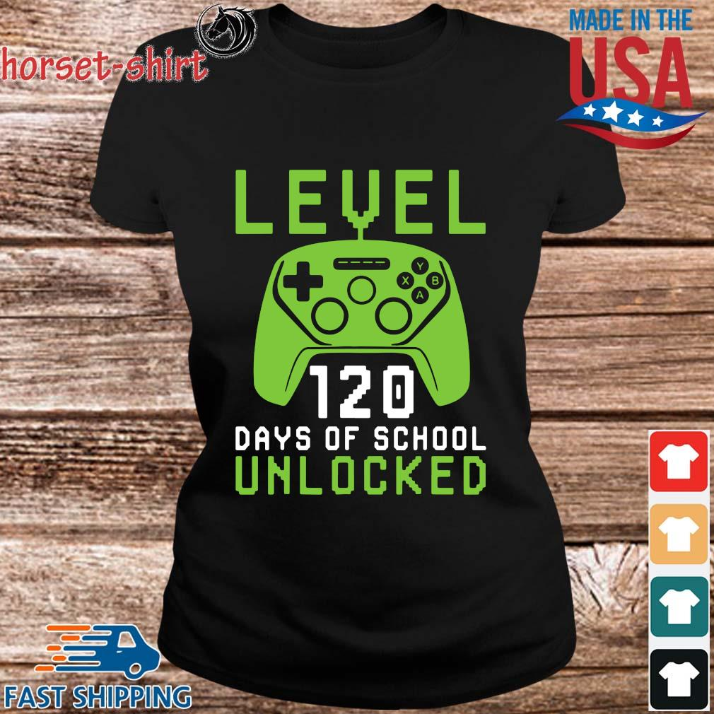 Level 120 days of school unlocked s ladies den
