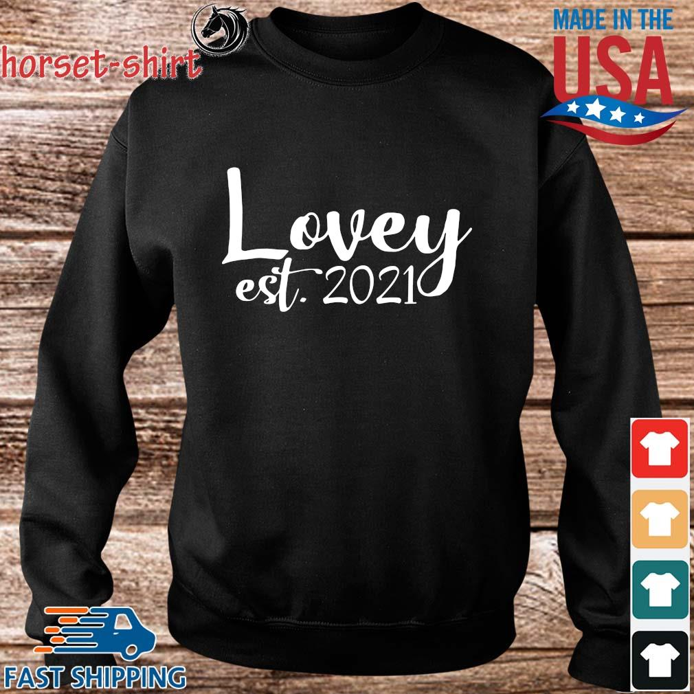Lovey est 2021 s Sweater den