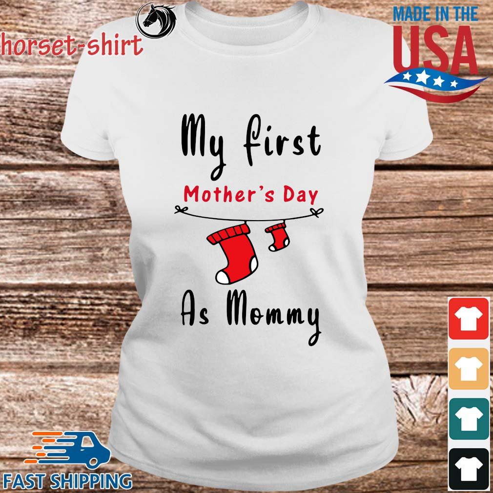 My first mother's day as mommy s Ladies trang