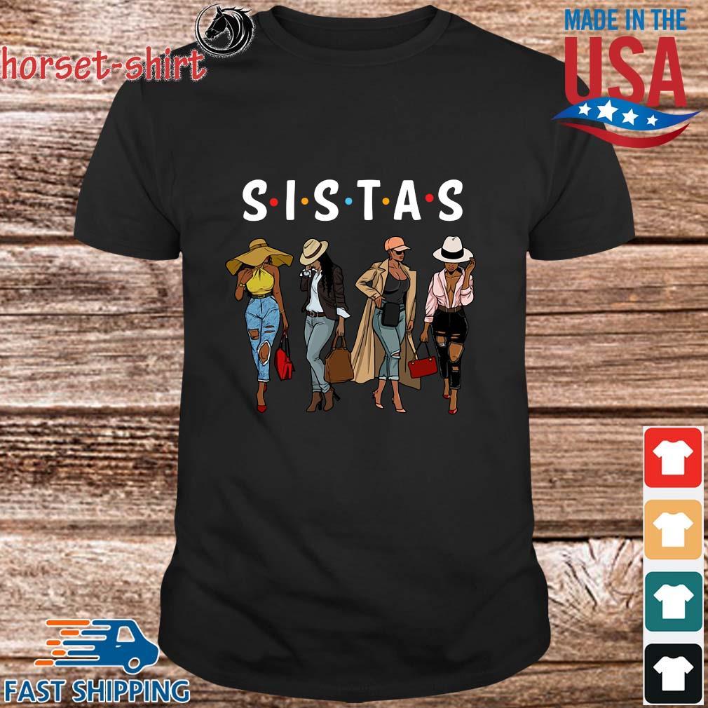 Official black girls sistas shirt