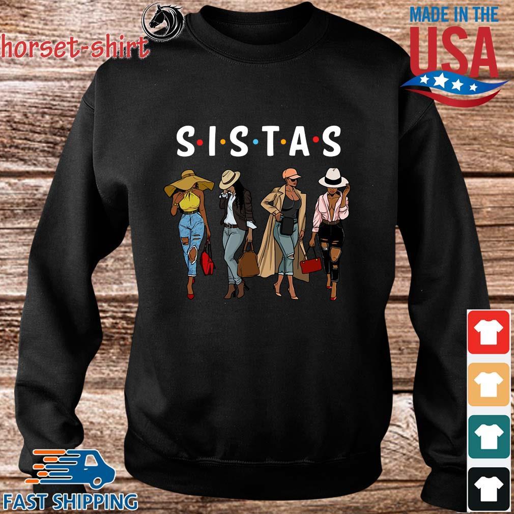 Official black girls sistas s Sweater den