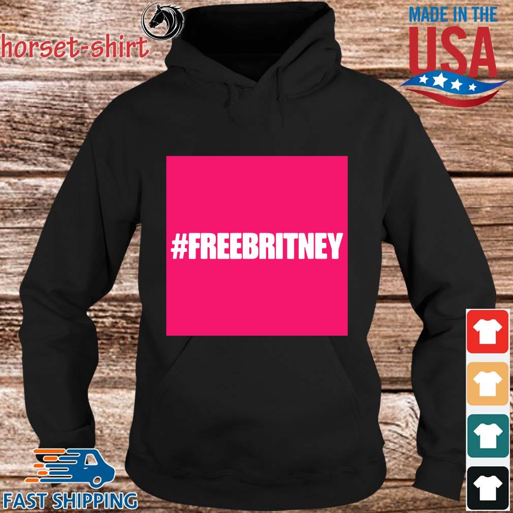Official #Freebeitney s hoodie den