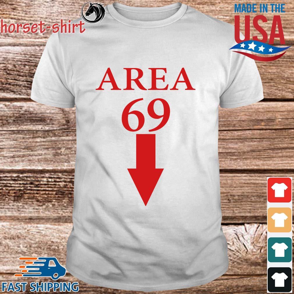 Area 69 shirt