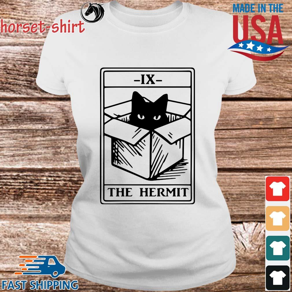 Cat ix the hermit s Ladies trang