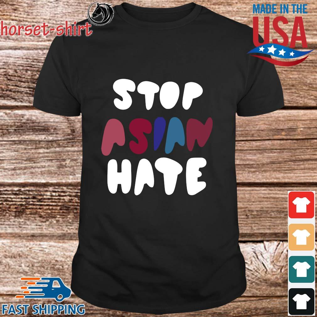Damian Lillard Flavours Stop Asian Hate Shirt