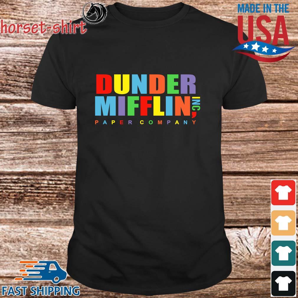 Dunder mifflin paper company shirt