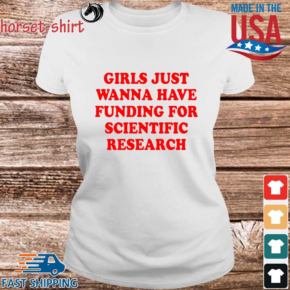 Girls just wanna have funding for scientific research s Ladies trang