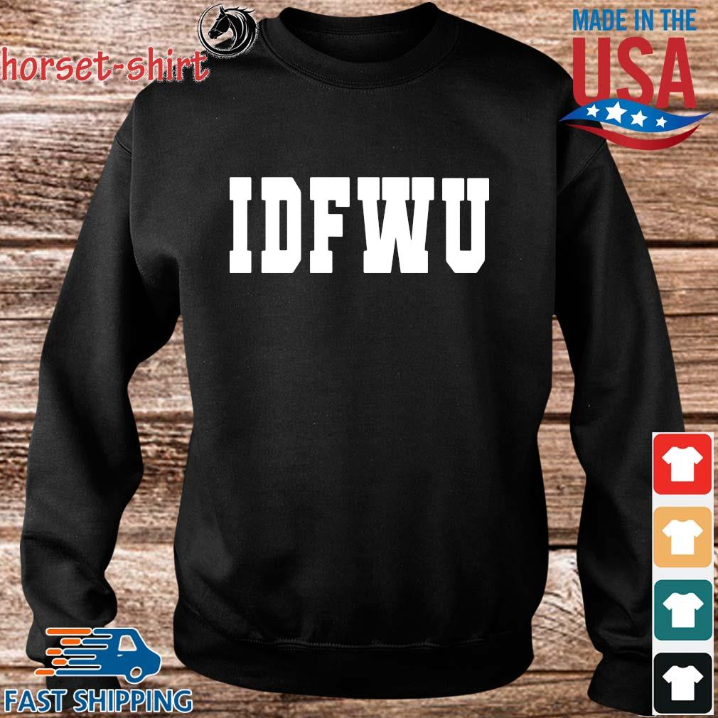 Idfwu 2021 s Sweater den