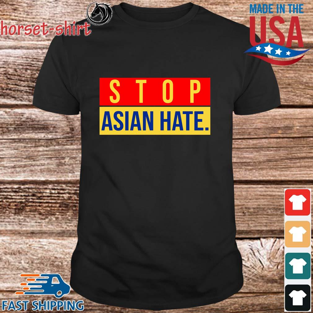 Official Stop Asian Hate Shirt