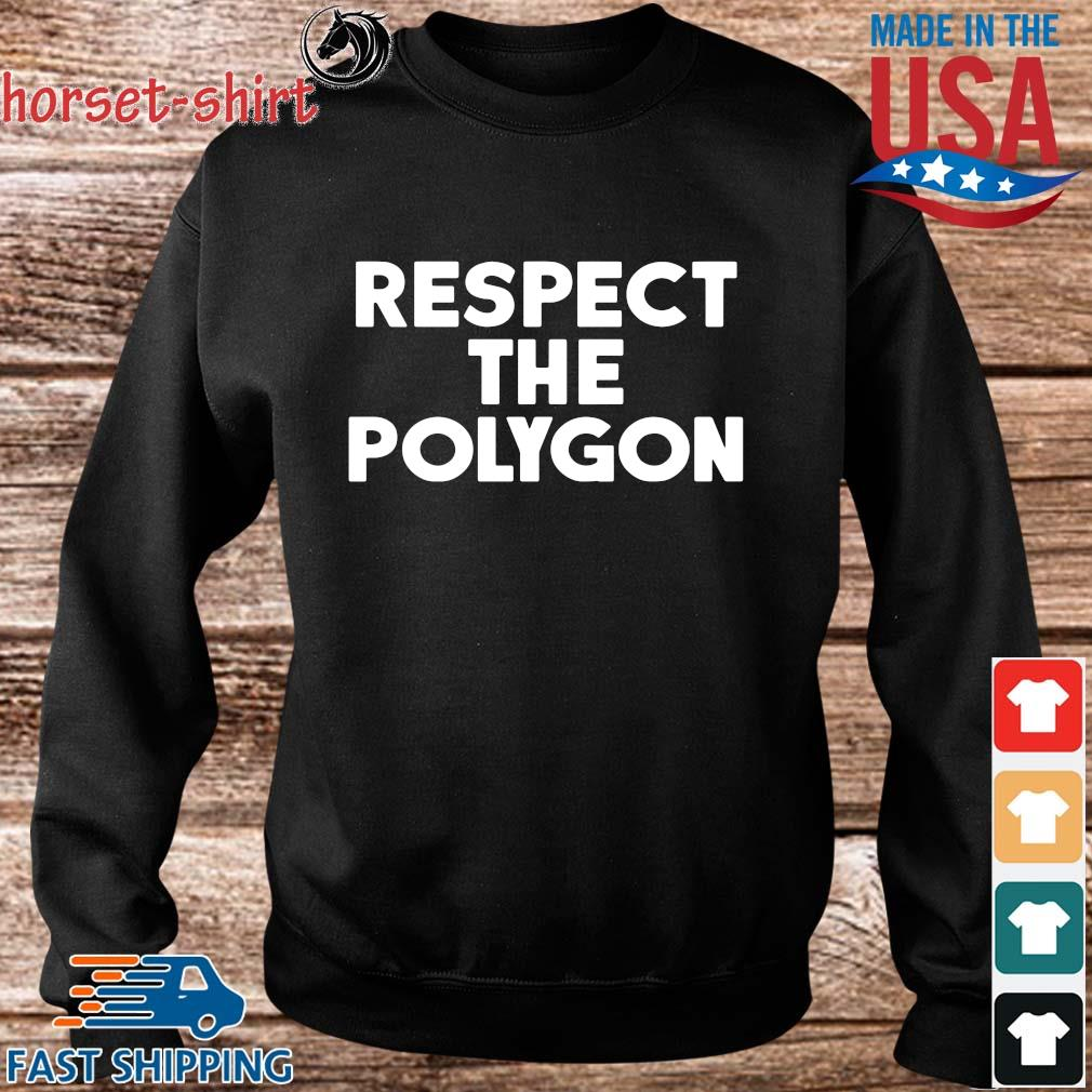 Respect the polygon s Sweater den