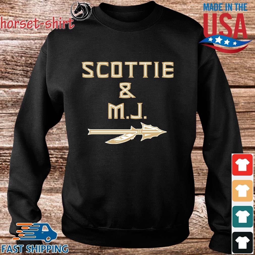 Scottie Pippen And Michael Jordan Shirt Sweater den