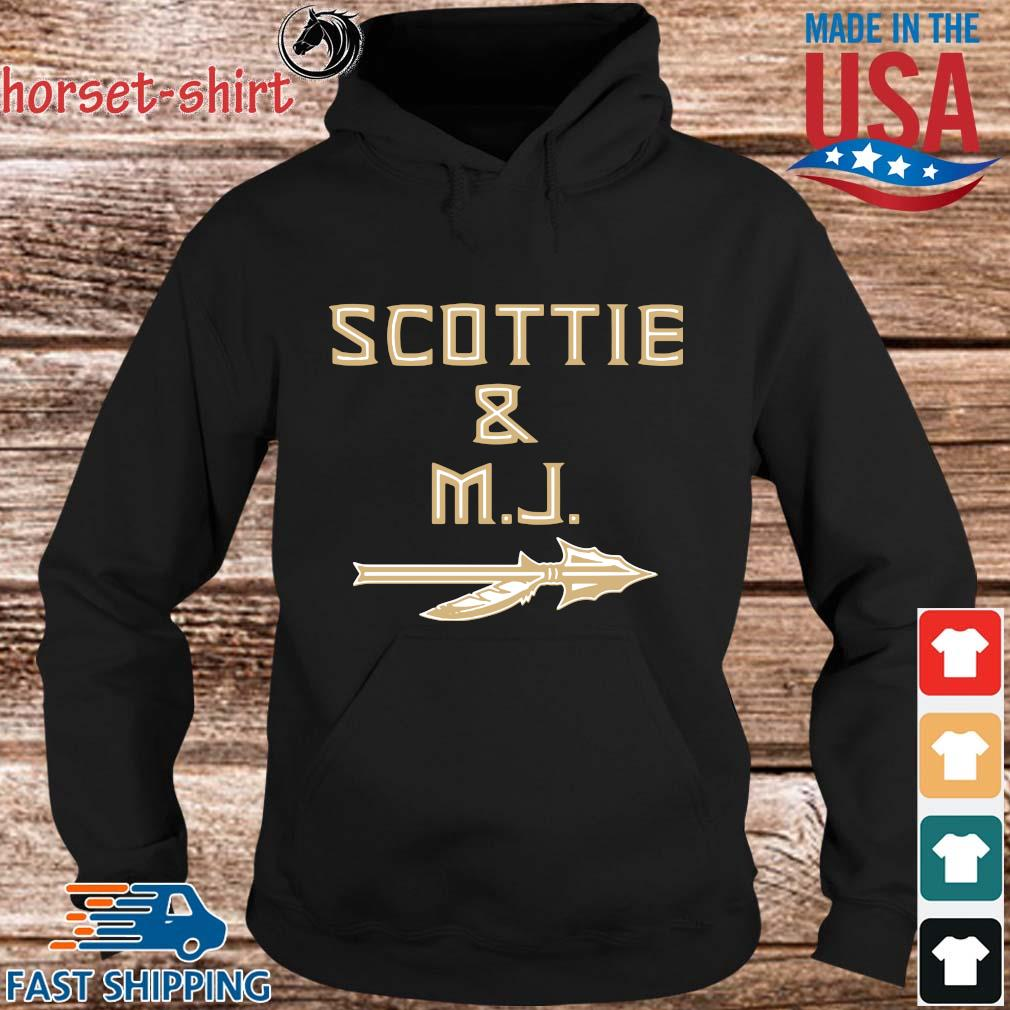 Scottie Pippen And Michael Jordan Shirt hoodie den