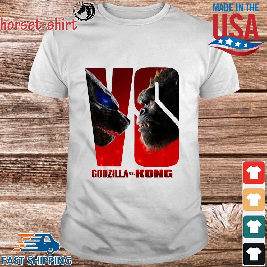 Series Godzilla Vs Kong Shirt