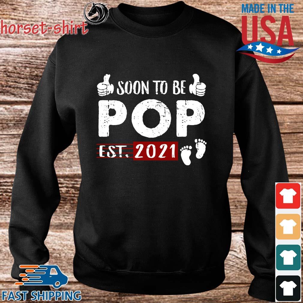Soon to be pop est 2021 s Sweater den