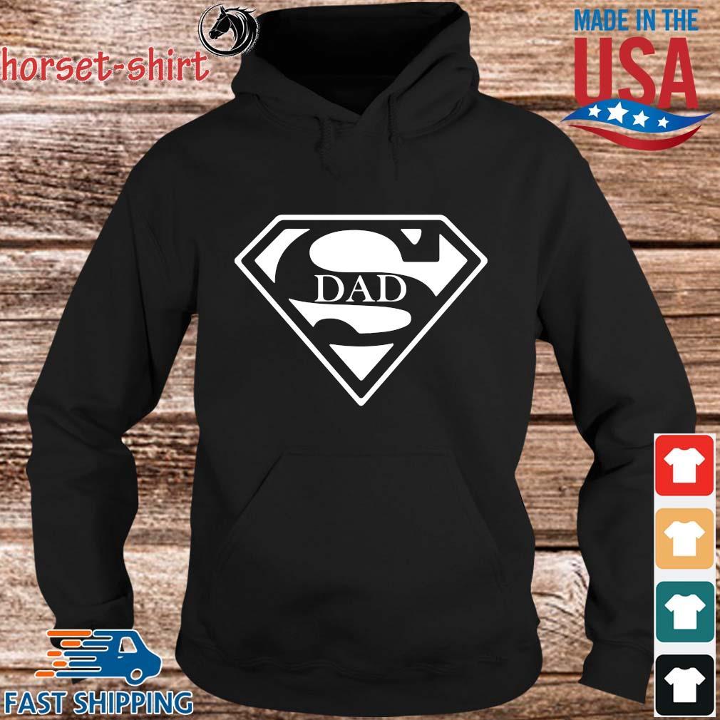 Superman Dad Shirt hoodie den