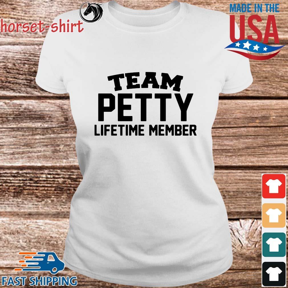 Team petty lifetime member s Ladies trang