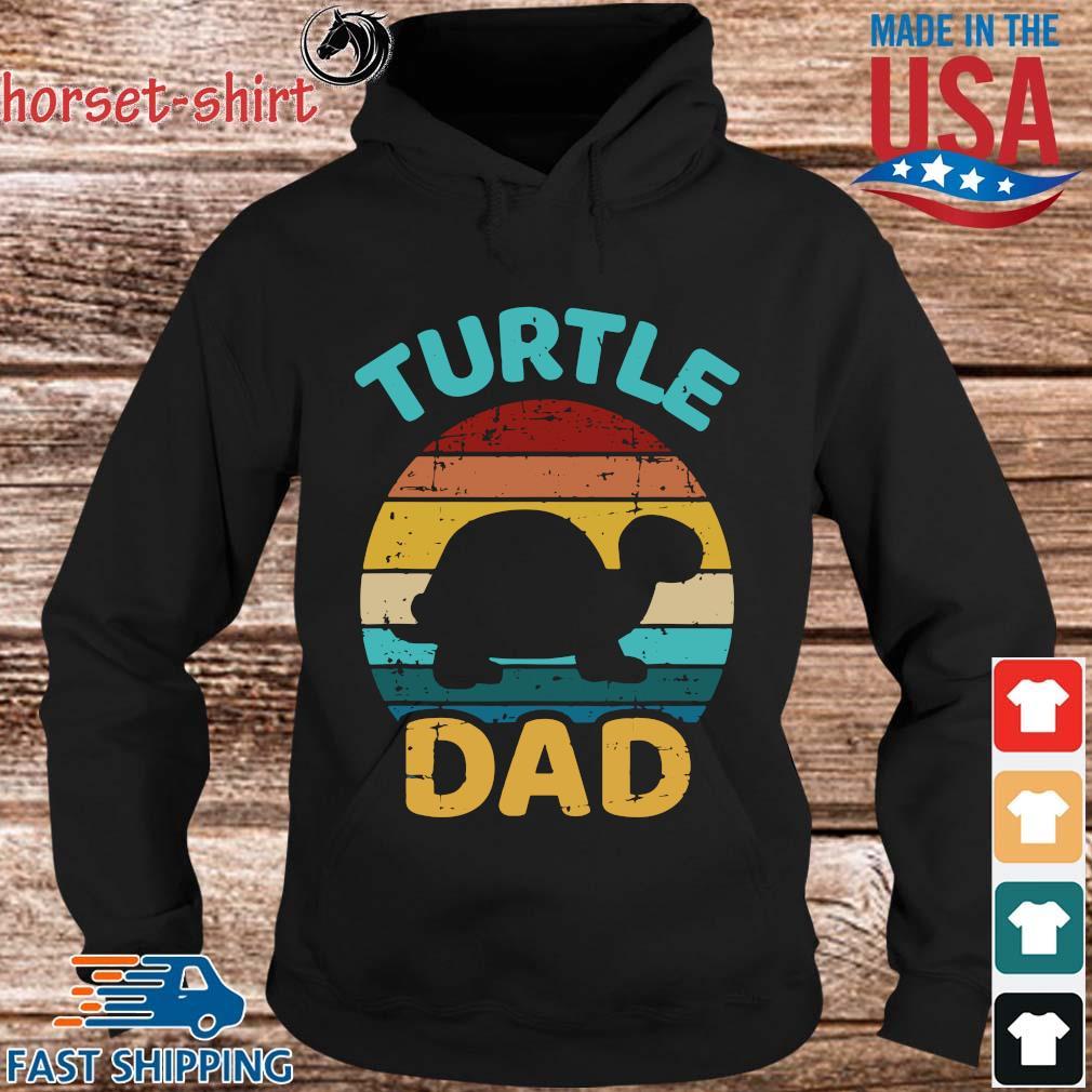 Turtle Dad Vintage Shirt hoodie den