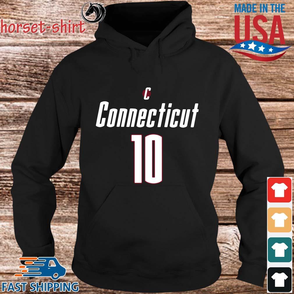 Uconn Basketball Sue Bird 10 Shirt hoodie den