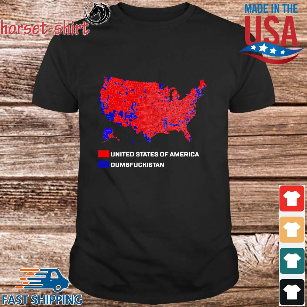 United States Of America Dumbfuckistan Shirt