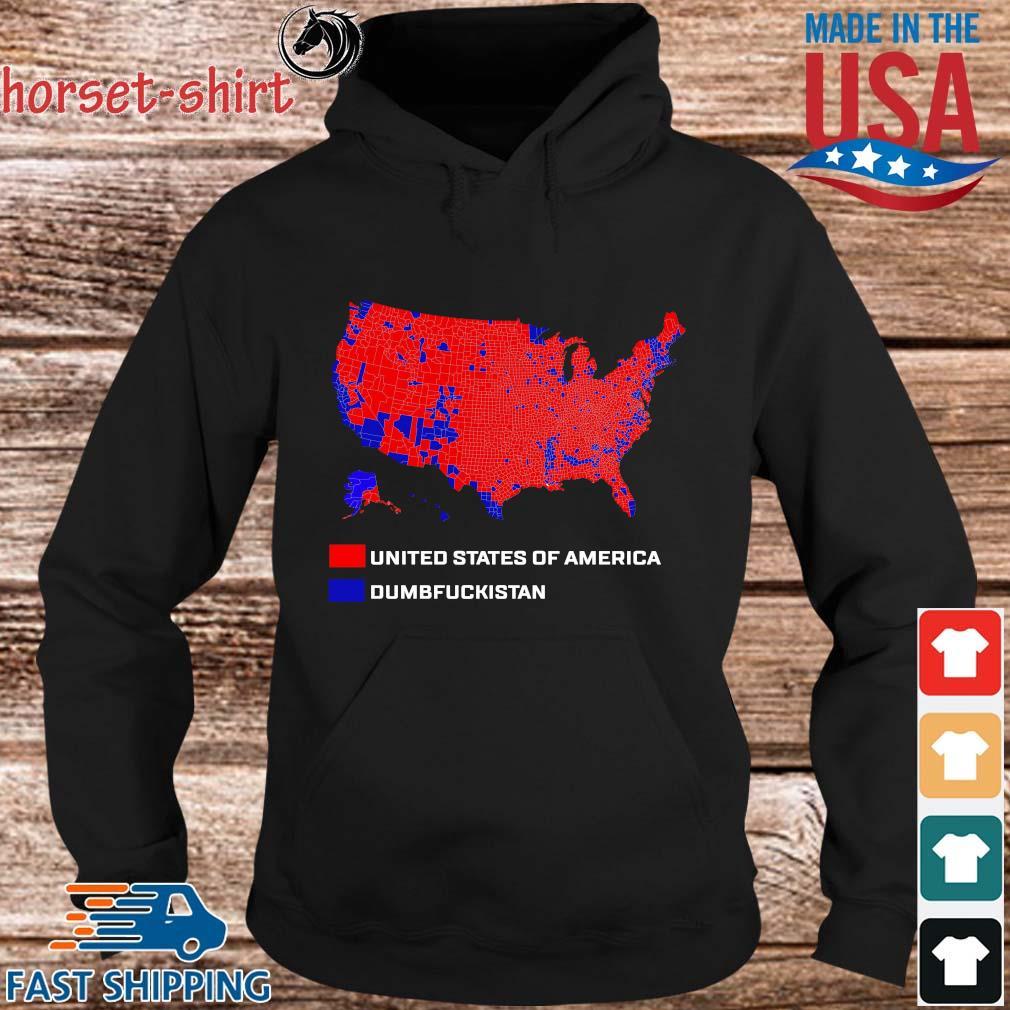 United States Of America Dumbfuckistan Shirt hoodie den