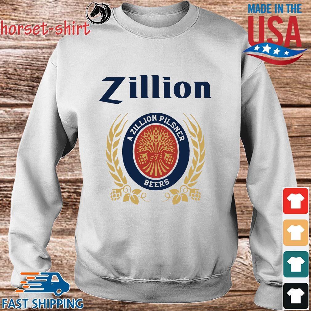 Zillion A Zillion Pilsner Beers Shirt Sweater trang