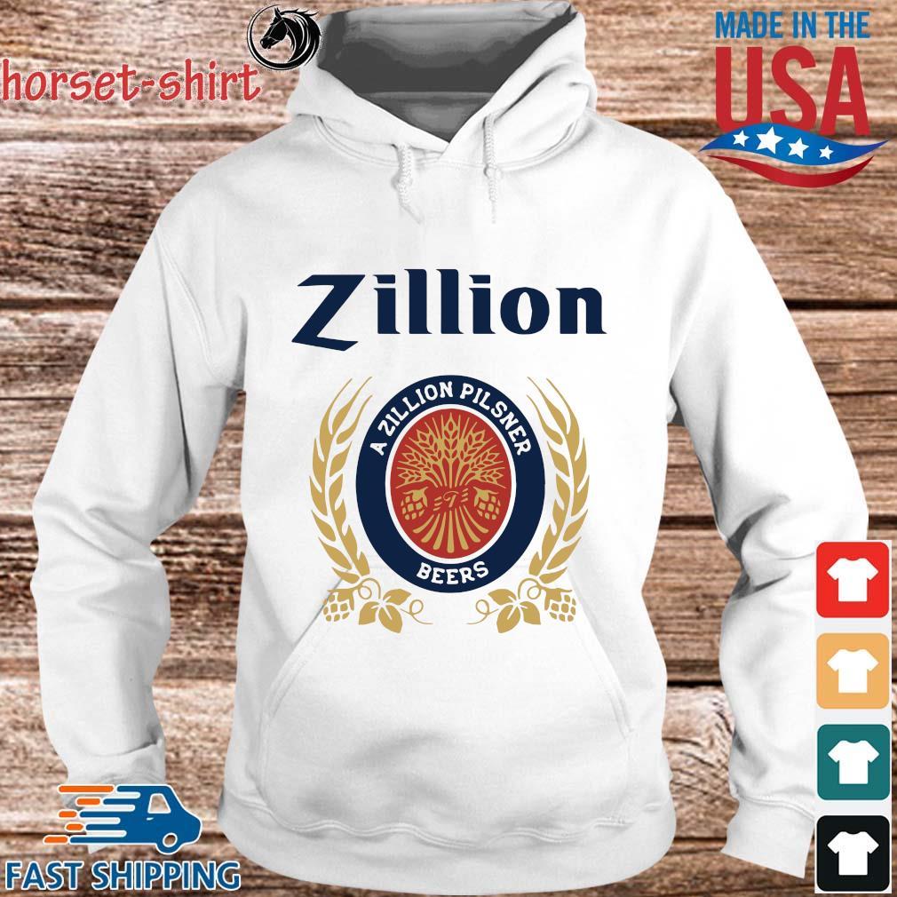 Zillion A Zillion Pilsner Beers Shirt hoodie trang