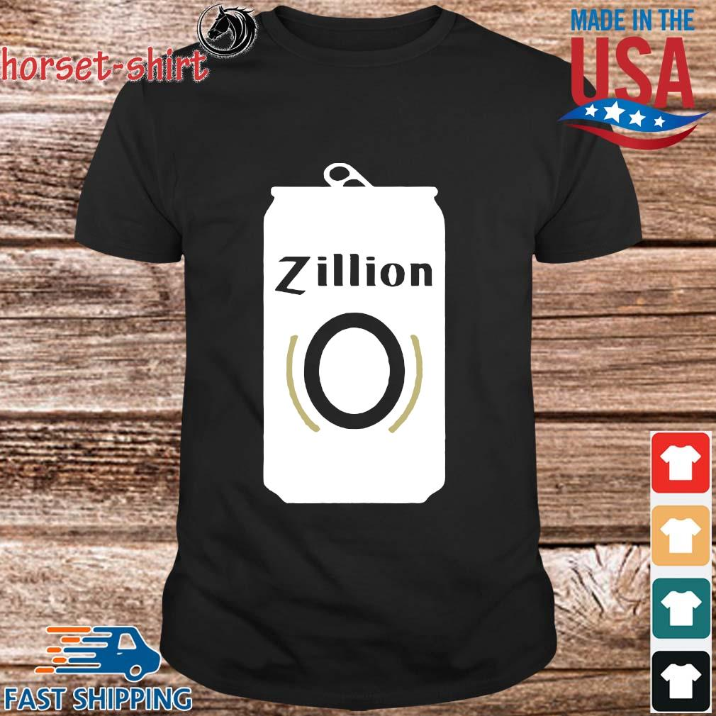 Zillion Beers Shirt