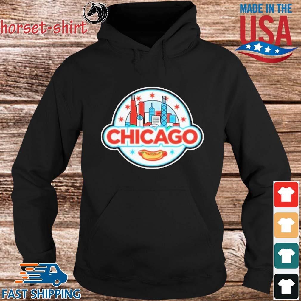 Chicago City Dozen Shirt Hoodie den