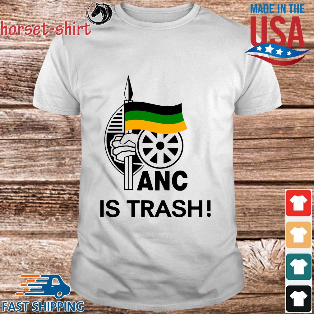 Anc is trash shirt