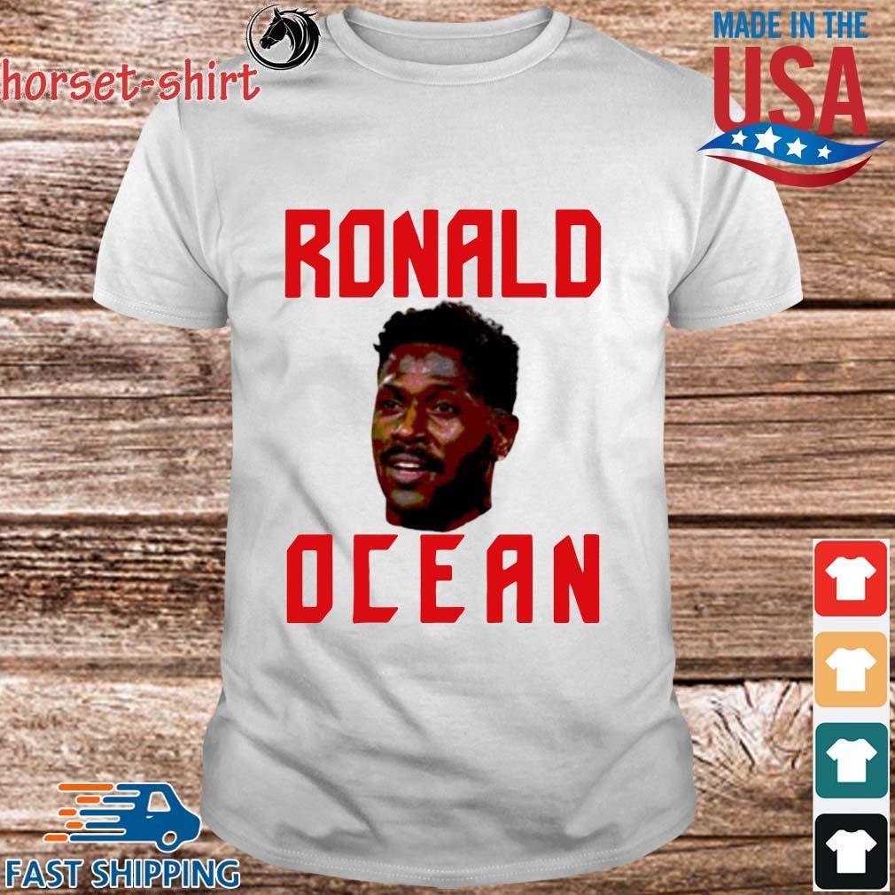 Antonio Brown Ronald Ocean Shirt