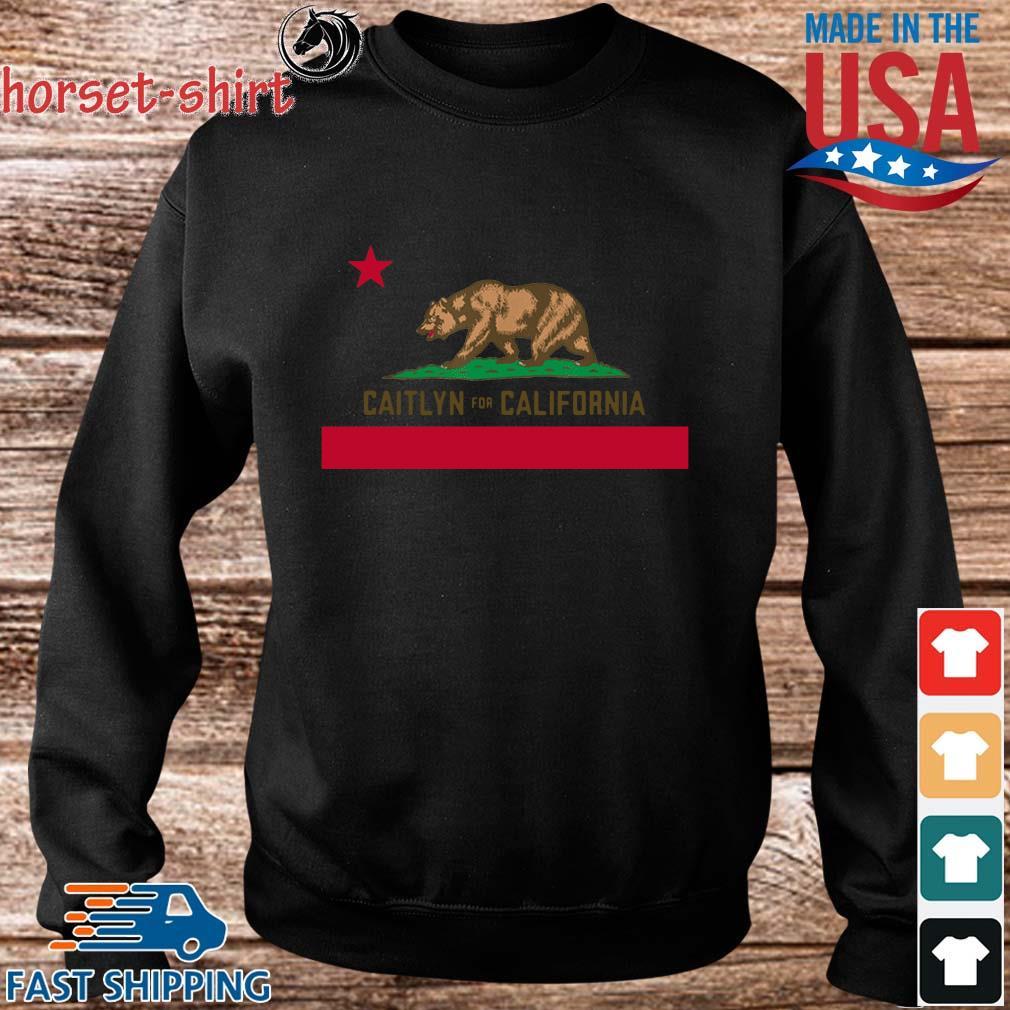 Bear Caitlyn for California s Sweater den