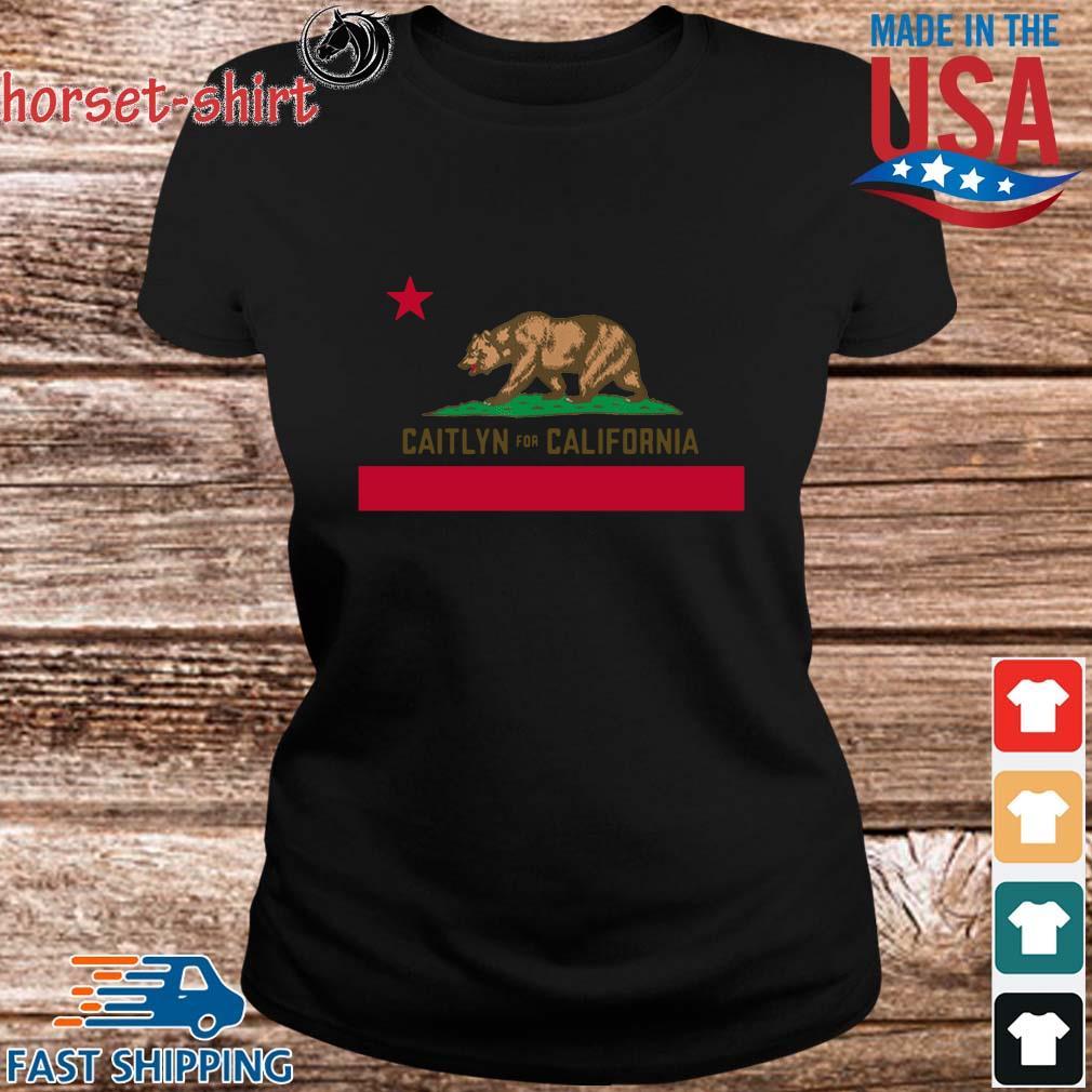 Bear Caitlyn for California s ladies den
