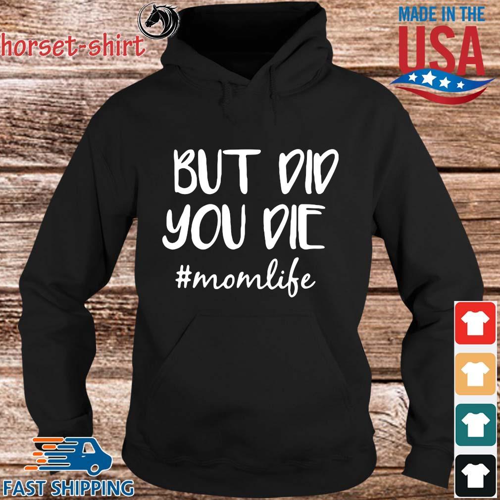 But did you die #Monlife s hoodie den