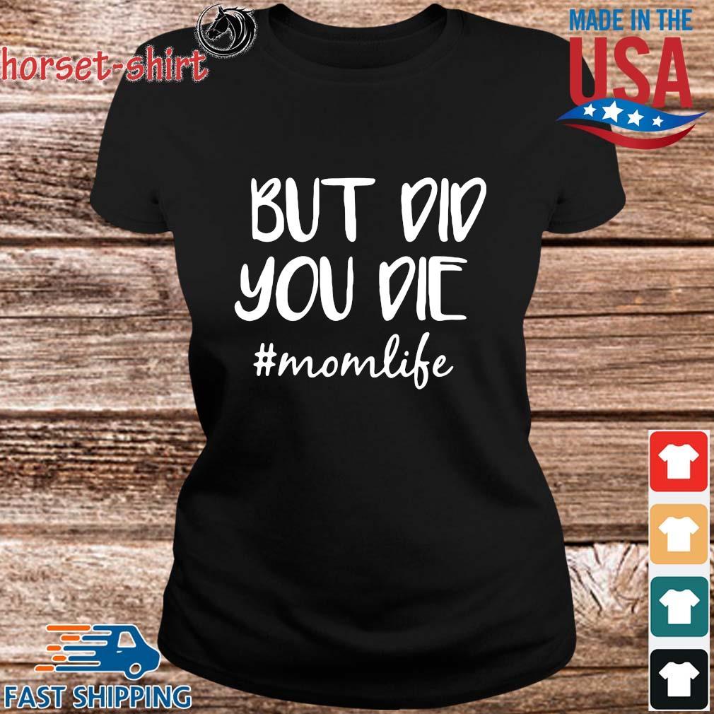 But did you die #Monlife s ladies den