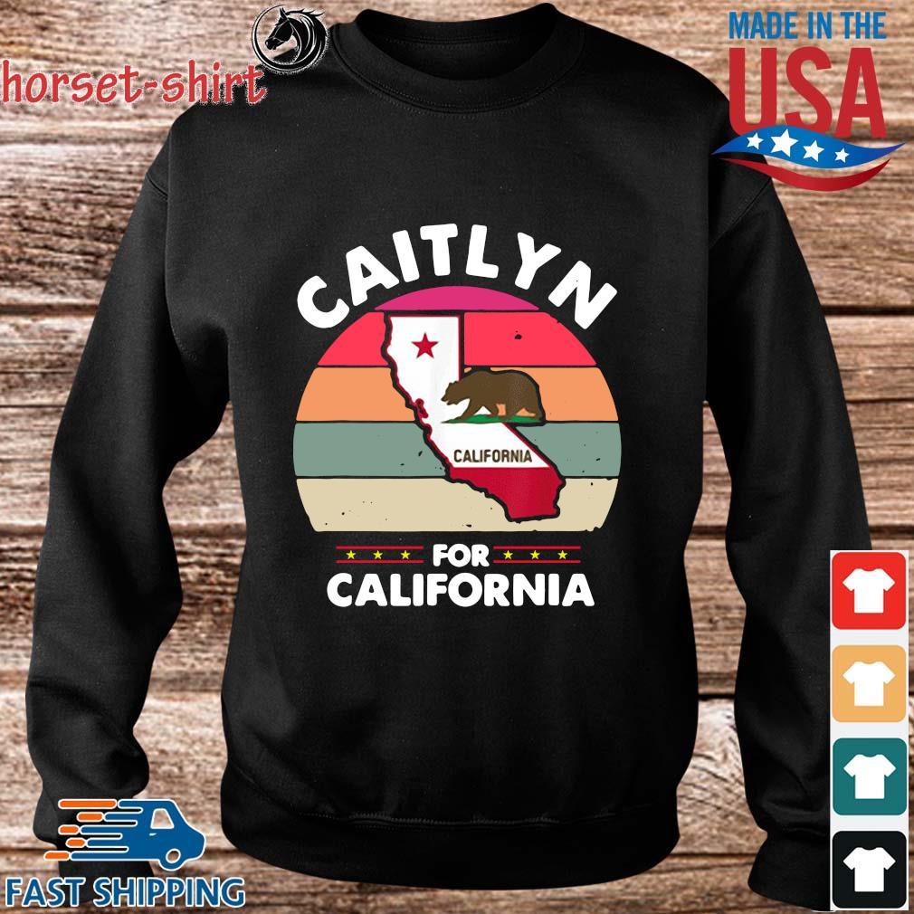 Caitlyn bear for California vintage s Sweater den