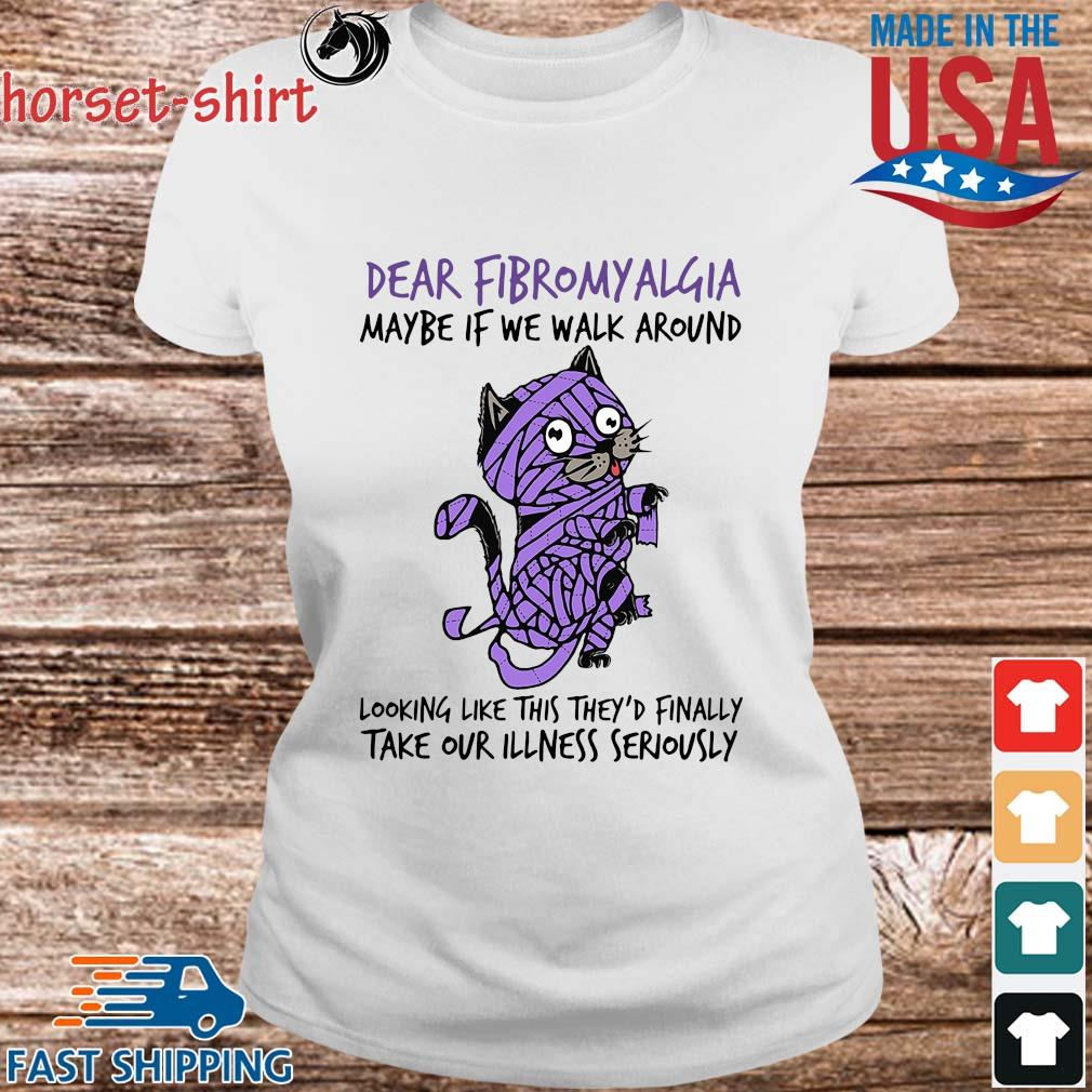 Cat dear fibromyalgia maybe if we walk around looking like this they'd finally s Ladies trang