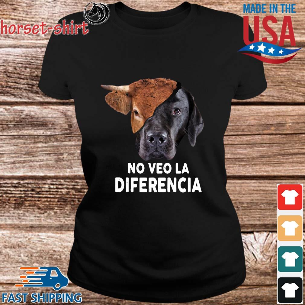 Cow and dog no veo la diferencia s ladies den