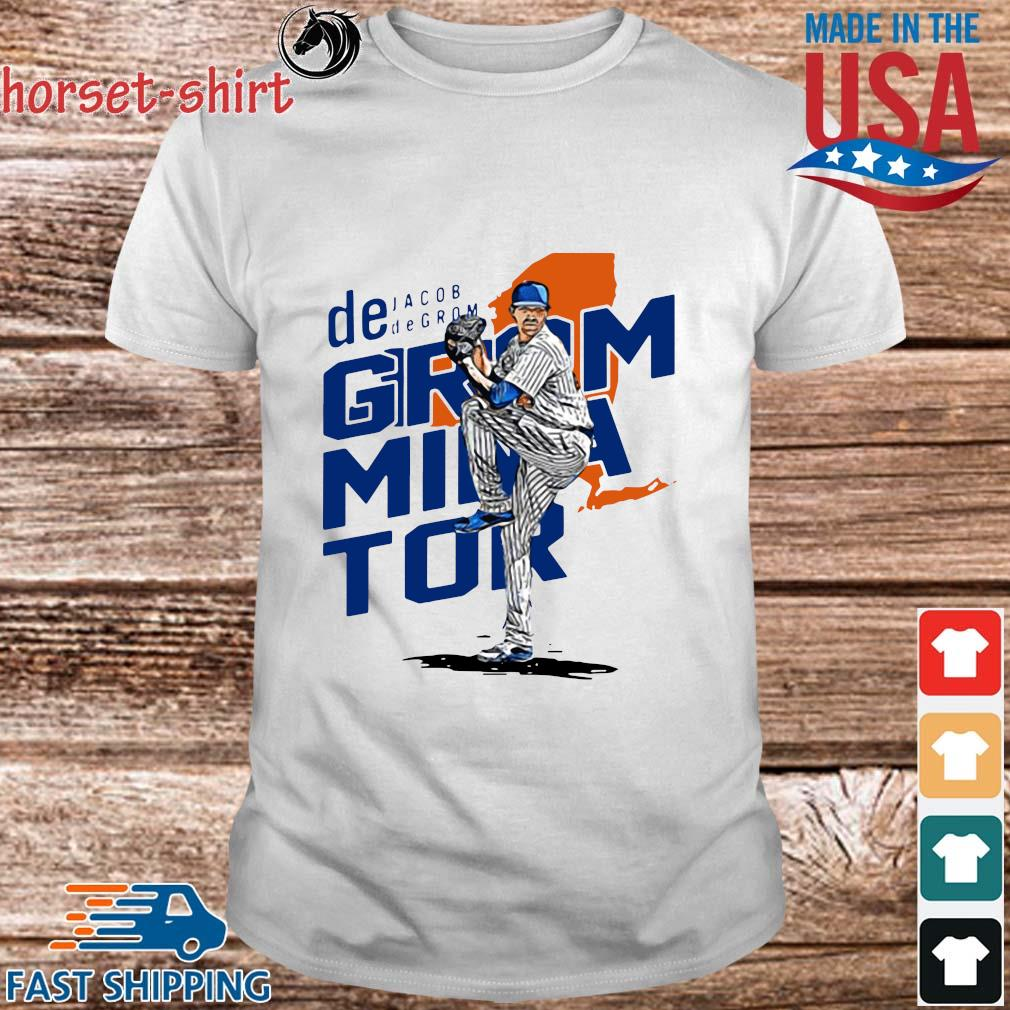 De Jacob Degrom Mina Tor Shirt