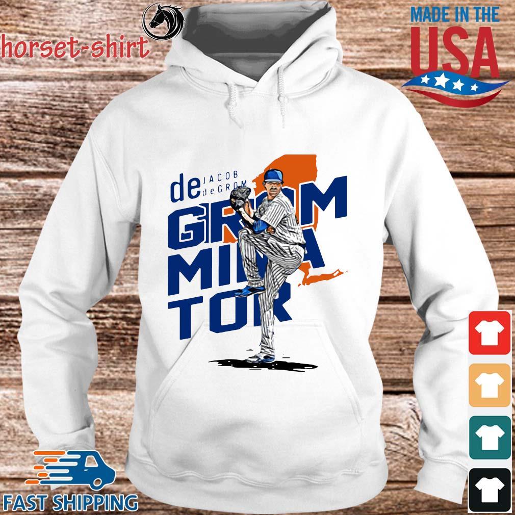 De Jacob Degrom Mina Tor Shirt hoodie trang