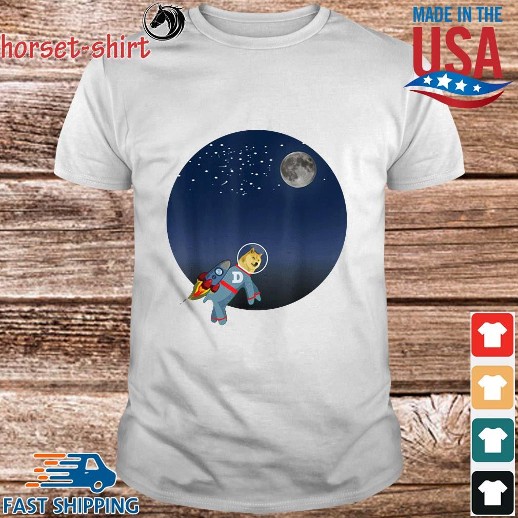 Dog To The Moon Shirt