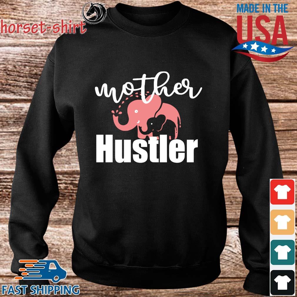 Elephant mother hustler s Sweater den