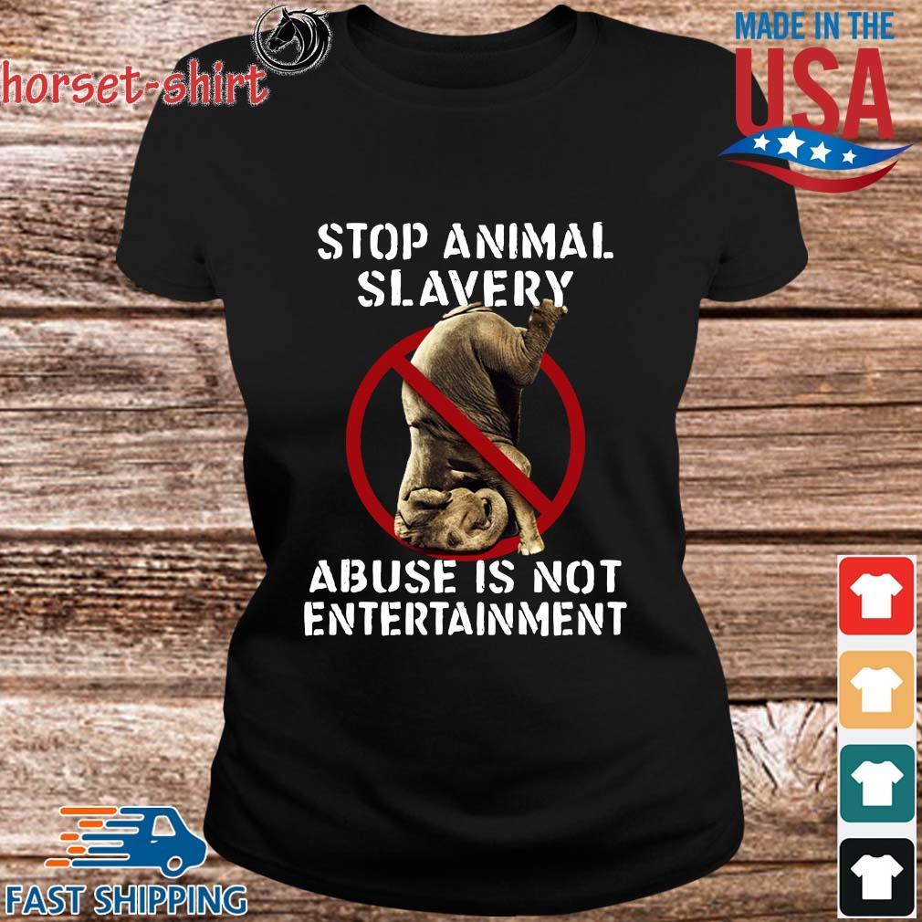 Elephant stop animal slavery abuse is not entertainment s ladies den