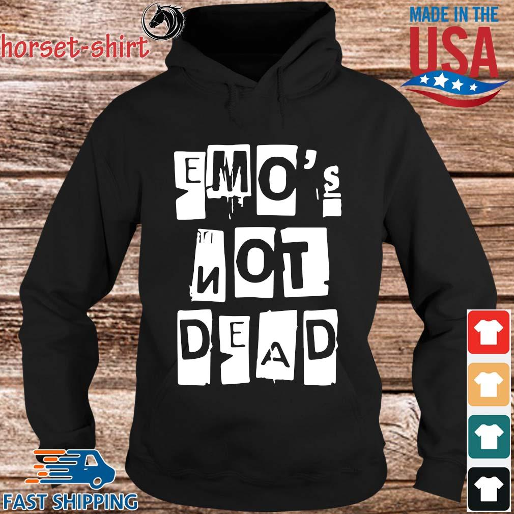 Emo's not dead s hoodie den